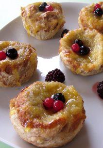 Tartaletas Portuguesas