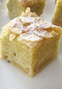 Cake de Anís y Manzana