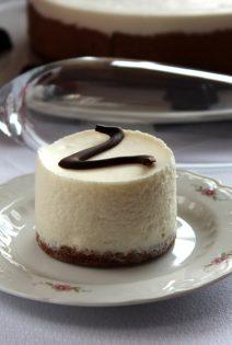 Tarta – Mousse de Cava