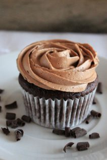 Cupcakes Triple Chocolate