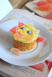 Cupcakes Señor Sol