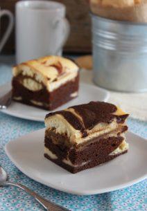 Tiramisú Brownie