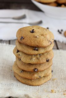 Calabaza Chocolate Chip Cookies