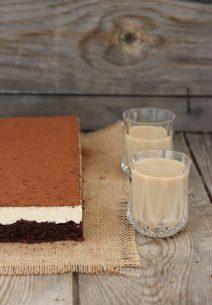 Brownie – Mousse de Baileys