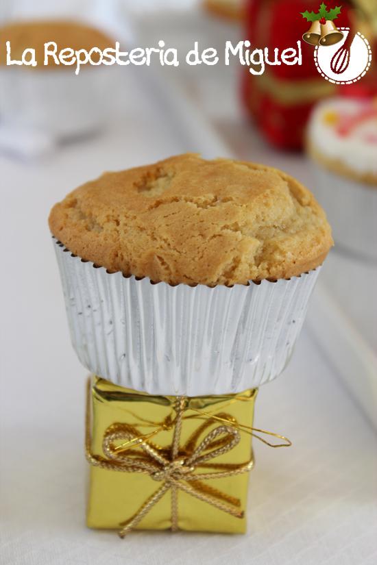 Cupcakes de navidad cocina y thermomix - Bollycao thermomix ...