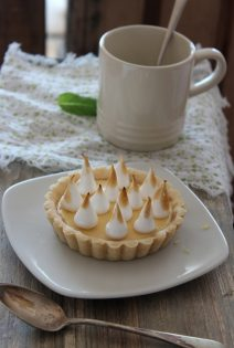 Merengue Limón Tarts