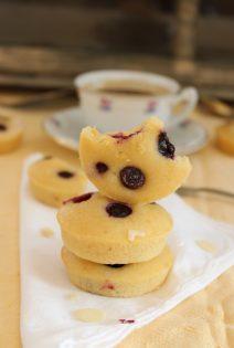 Mini Cakes de Almendra y Aceite de Oliva