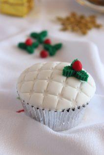 Red Velvet Cupcakes de Navidad