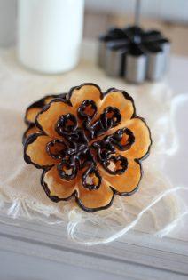 Flores Extremeñas con Chocolate
