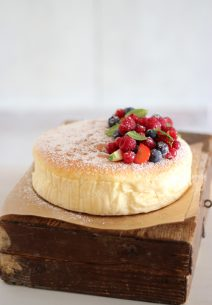 Cotton Cheesecakes Japonesa
