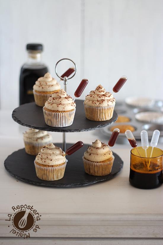 Lotus Café Cupcakes