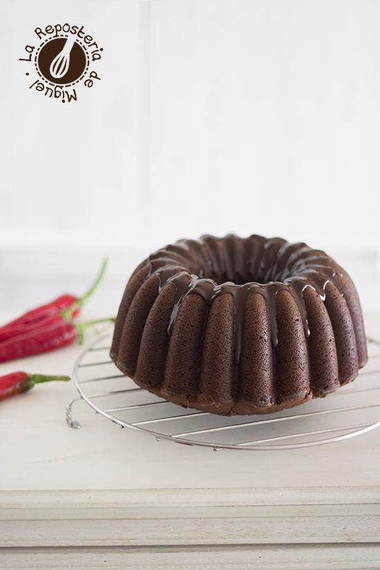Cioccolato al Peperoncino Bundt Cake