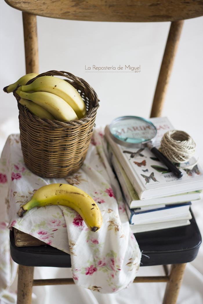 Banana Caramel Bread