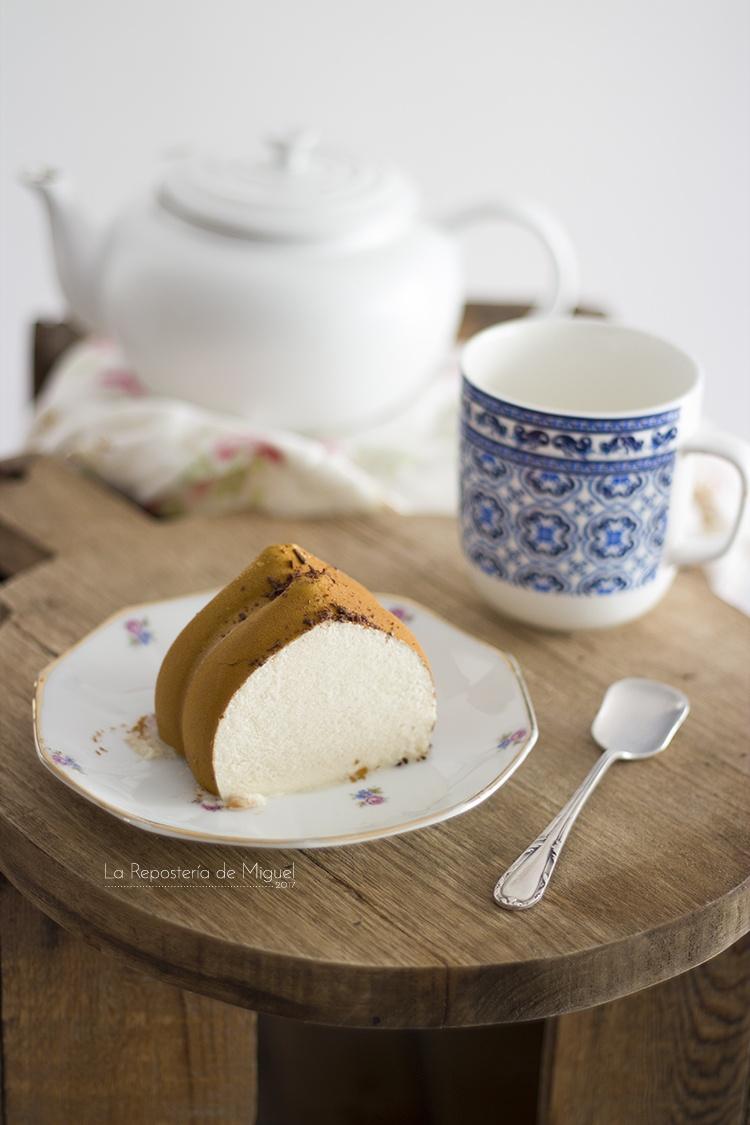 Mousse de Té con Leche