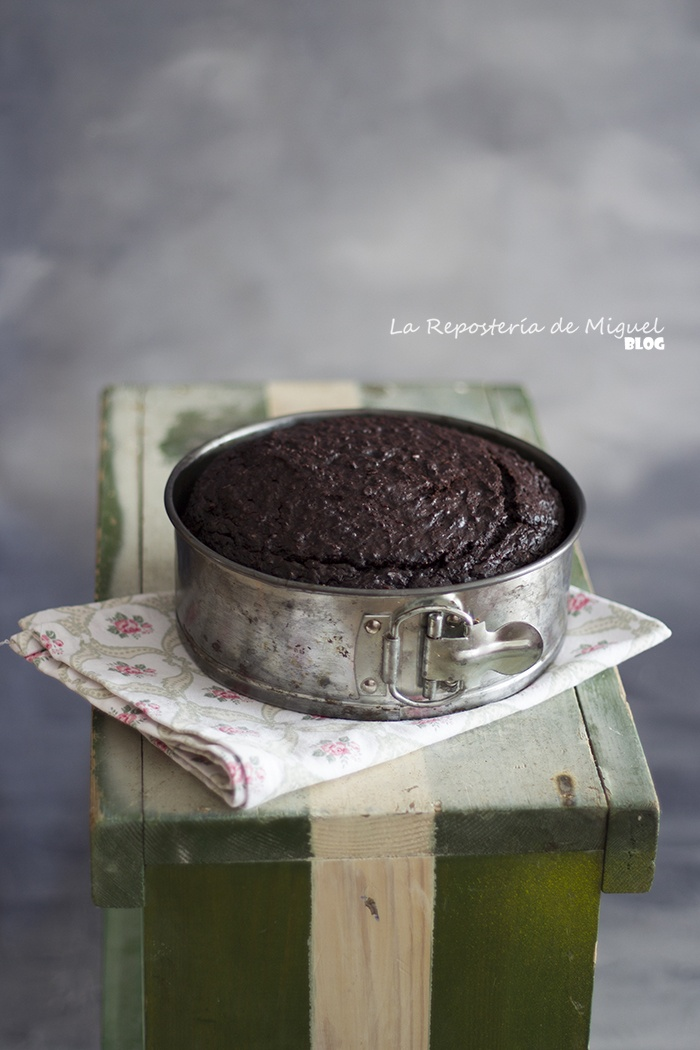Chocolate Remolacha Cake