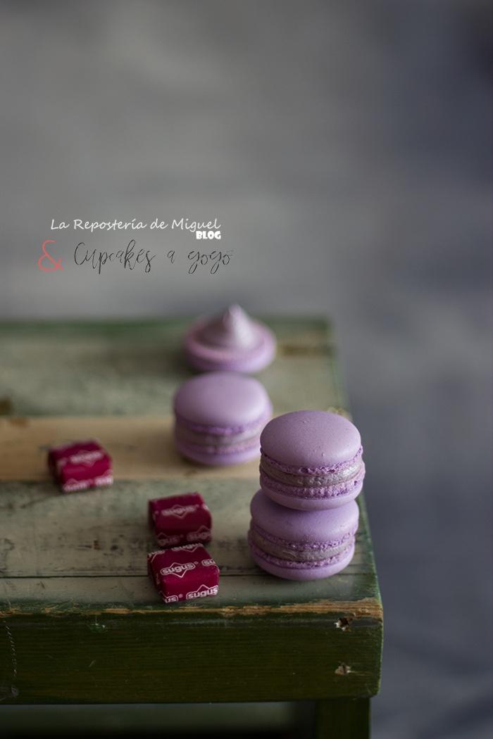 Macarons de Sugus
