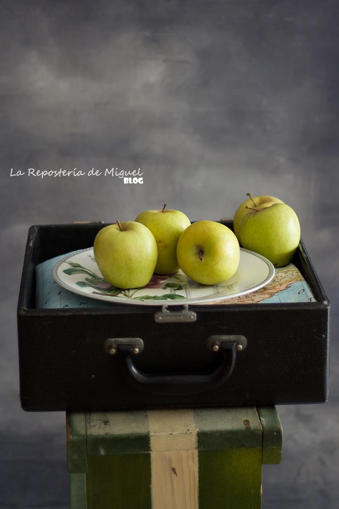 Semifrío de Manzana Verde