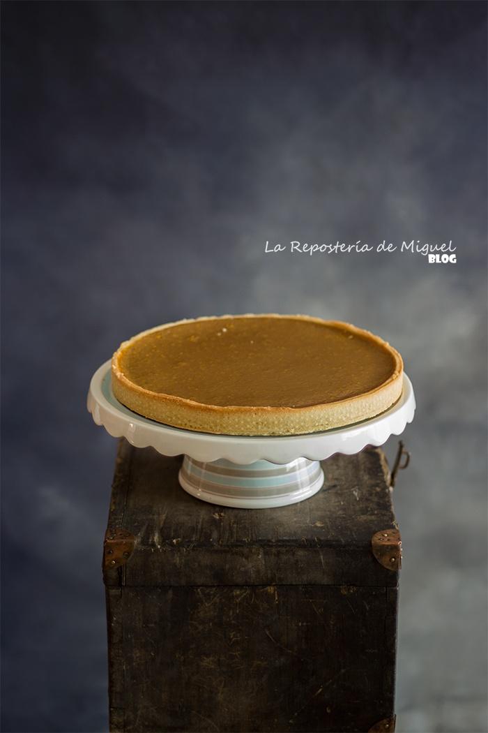 Tarta de Calabaza-Pumpkin Pie