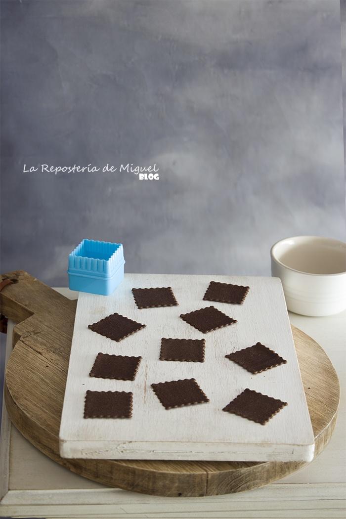 Raviolis de Chocolate