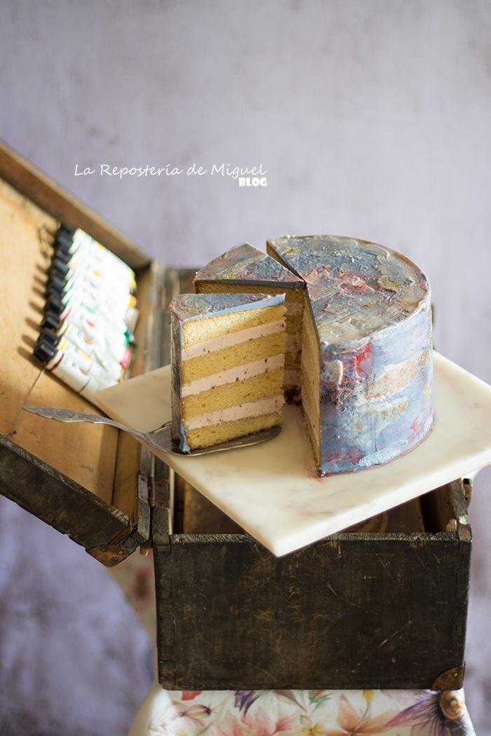Acuarela Cake - Cake a las 3 leches