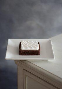 Cake Tarte de Castañas, Dulce de Leche y Mascarpone