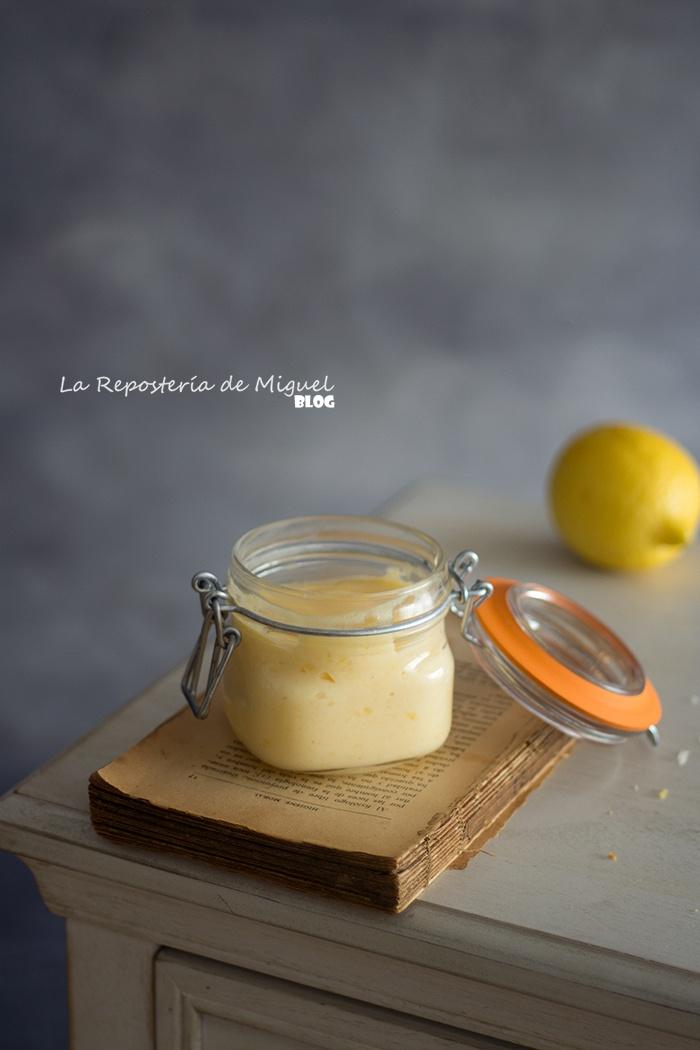 Tartaletas de Coco y Limón
