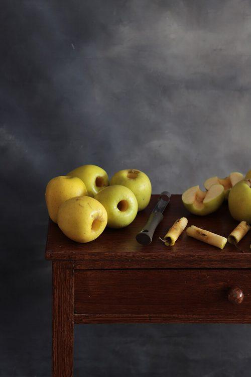 Tatin de manzana